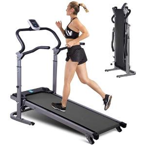 SUIKI Non-Electric Walking Treadmill
