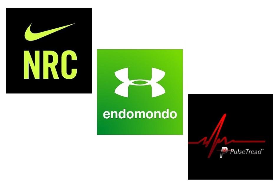 treadmill app logos
