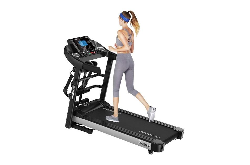 Electric Folding Treadmill