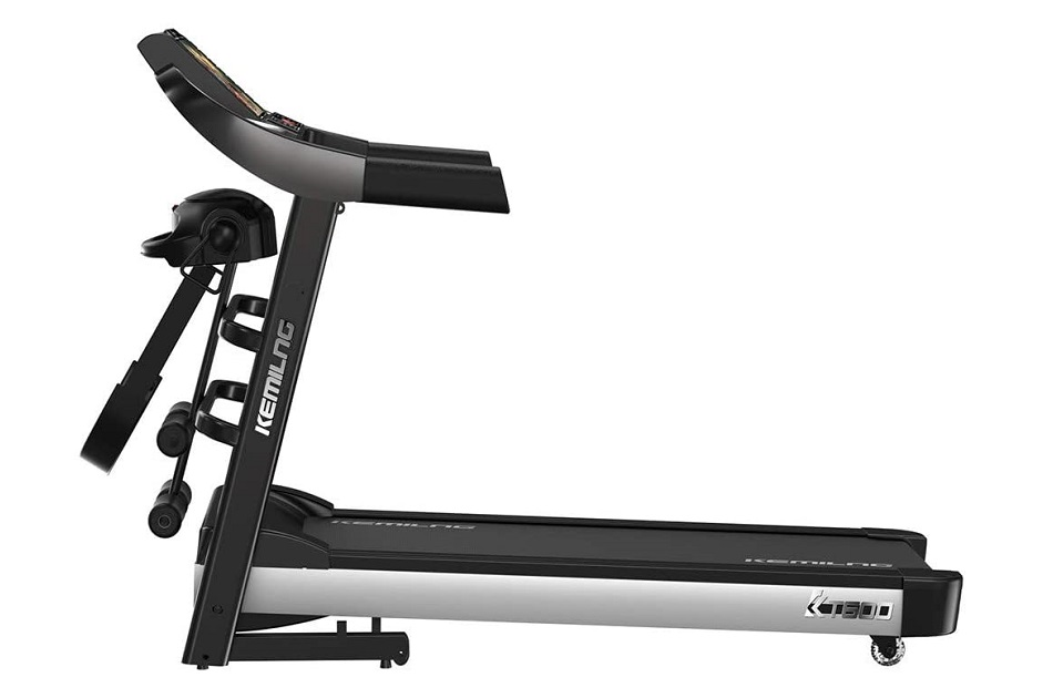 SUIKI Electric Folding Treadmill