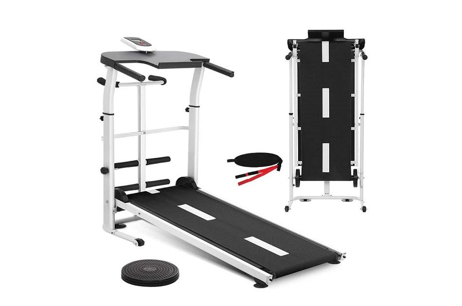 SUIKI Heavy Duty Walking Treadmill