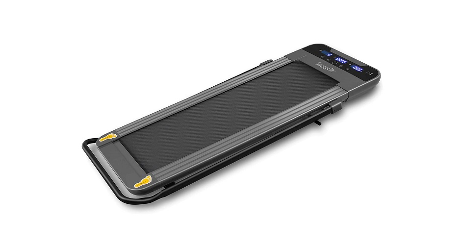 SereneLife Smart Folding Compact Treadmill