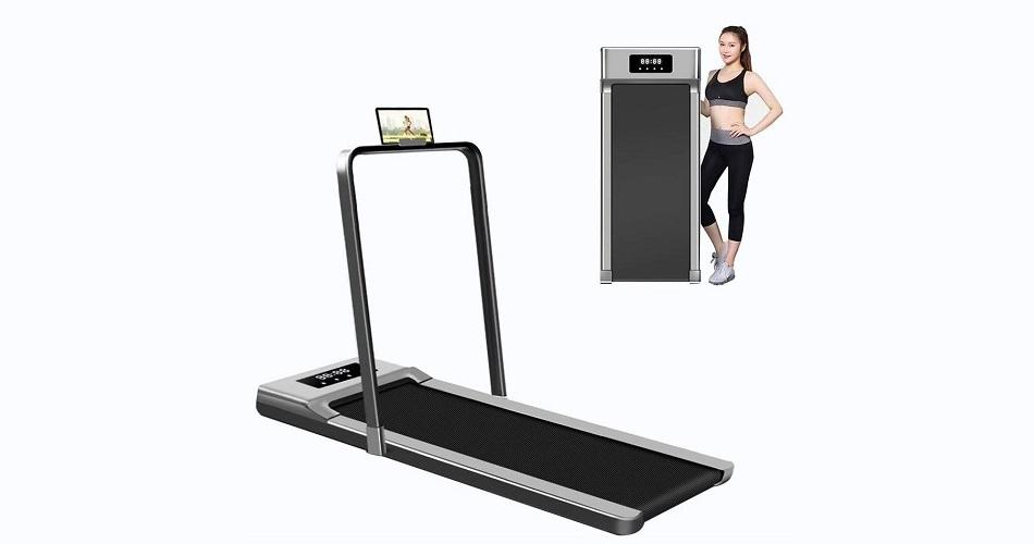 WPJ Folding Motorised Treadmill