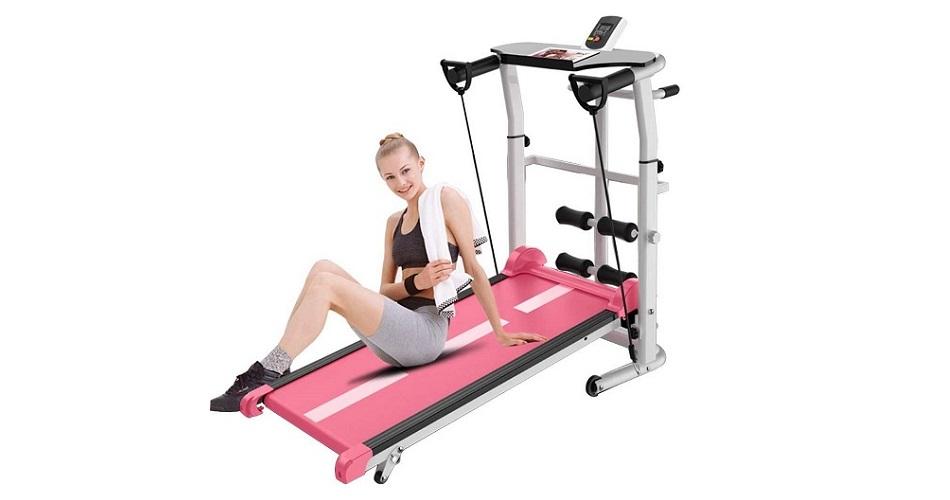 WPJ Manual Beginner Treadmill