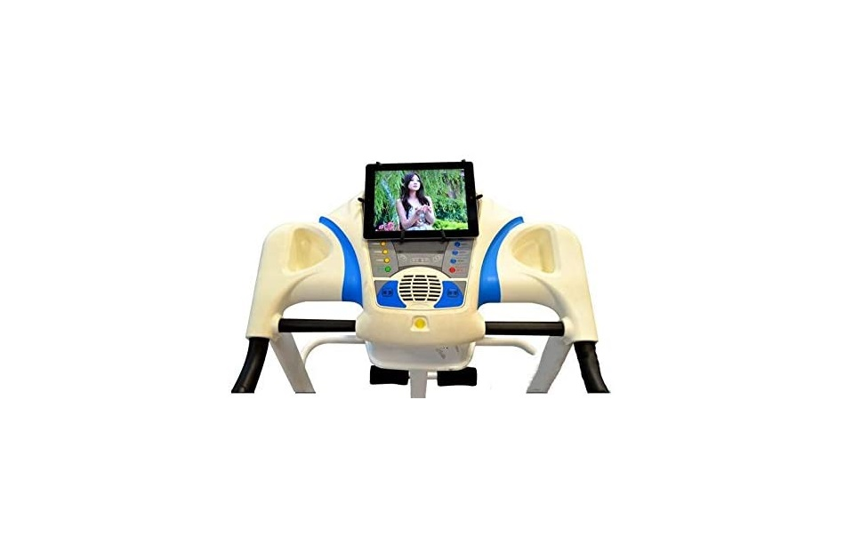 Flexible-Smartphone-Treadmill-Headboard-Spinning