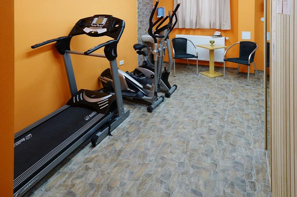 space treadmill