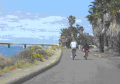 San Diego River Trail