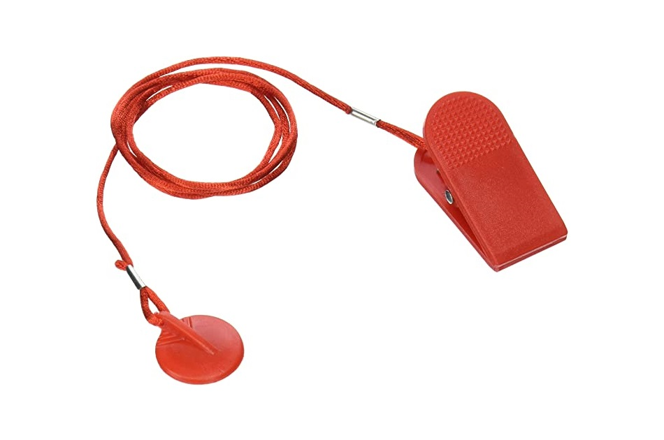 Treadmill Rescue Safety Key