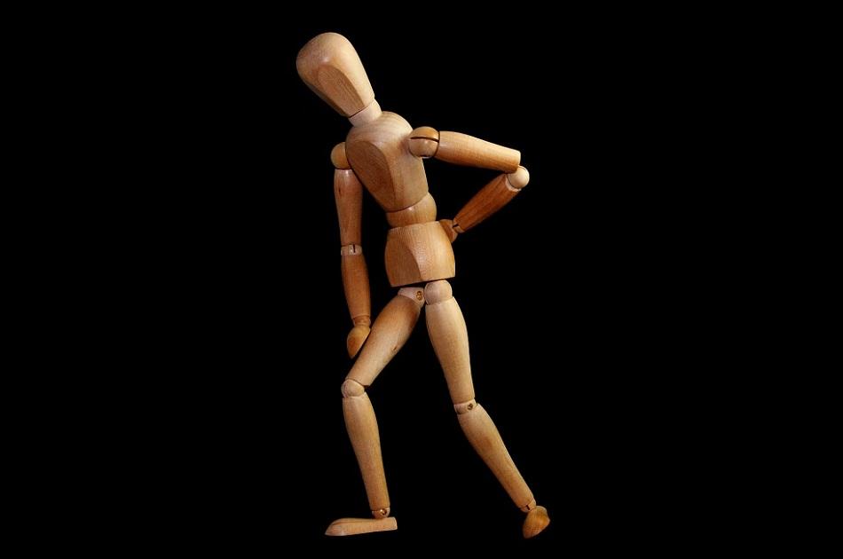 figure back pain