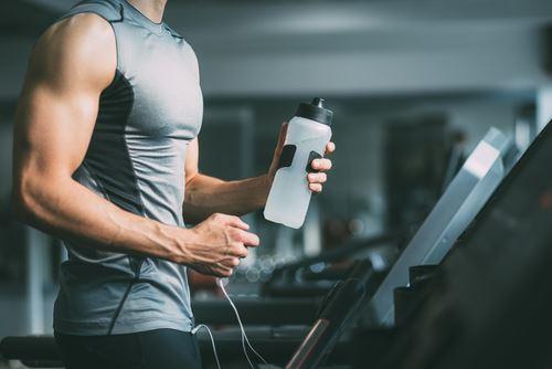 treadmill water