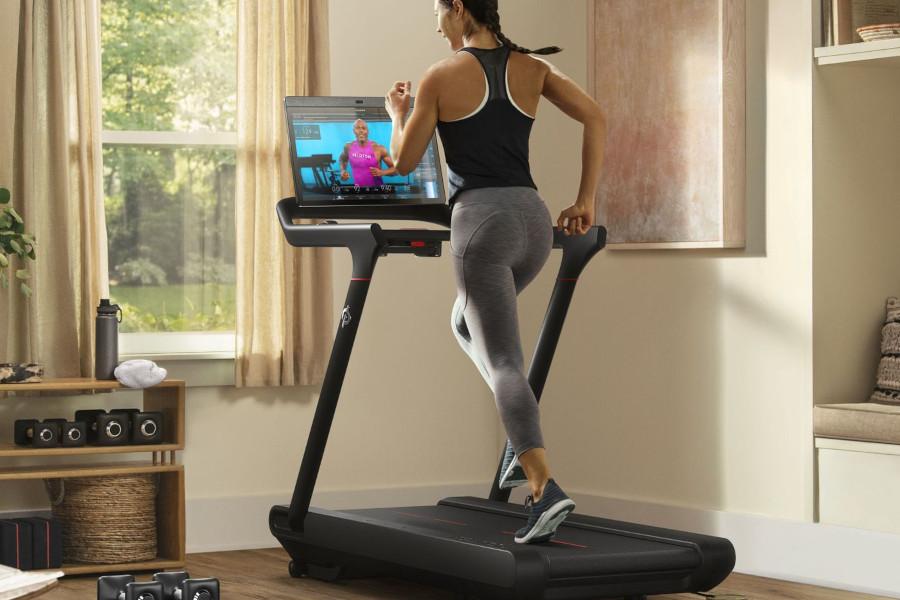 Old Treadmill user guide
