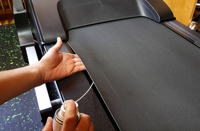 treadmill maintenance