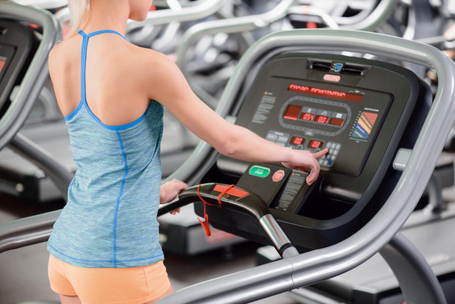 treadmill heart rate sensor