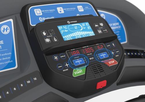 Treadmill Buttons Explanation