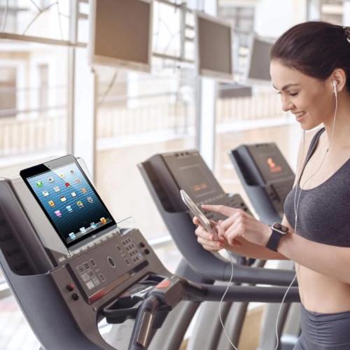 treadmill ebook reading