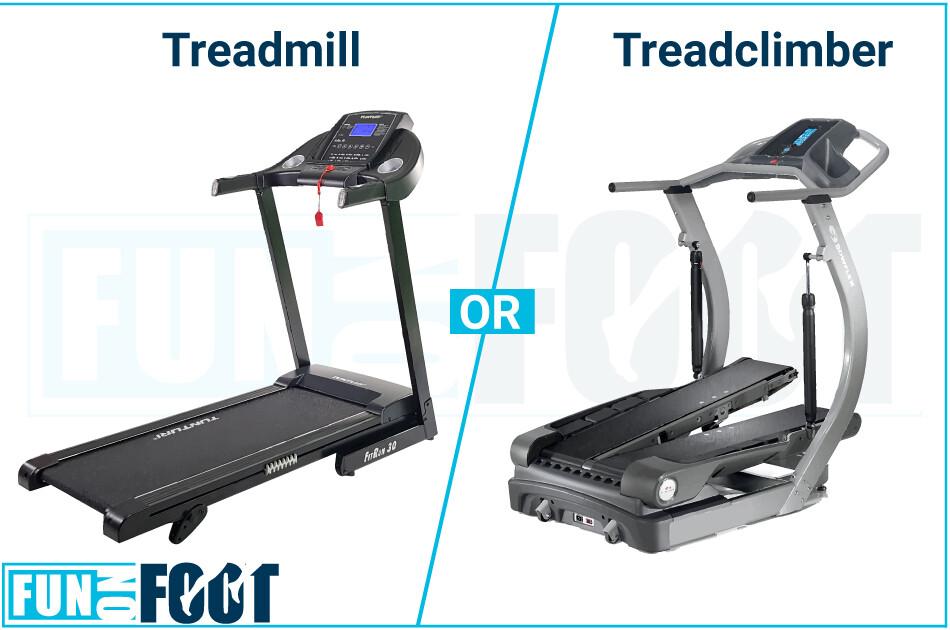 treadmill vs treadclimber