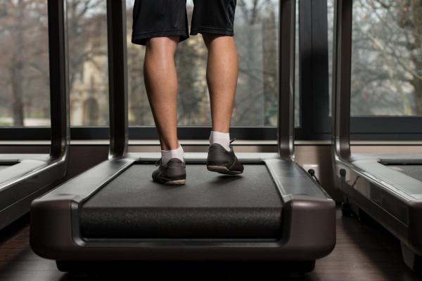 why treadmill stops
